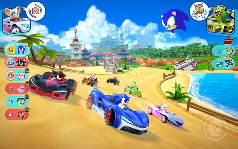 Sonic Racing screenshot 6
