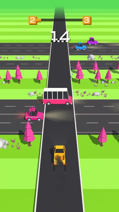 Traffic Run! screenshot 2
