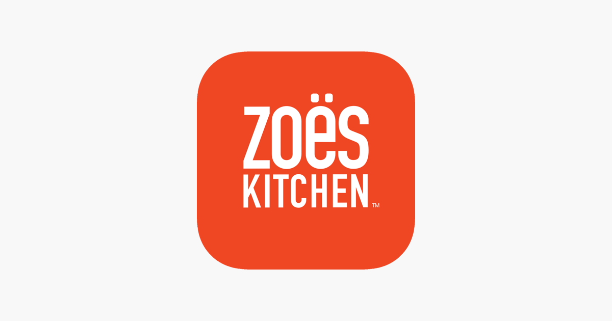 Zoes Kitchen On The App Store