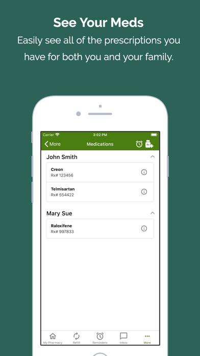 PocketRx - Refill MedicationsScreenshot of 6