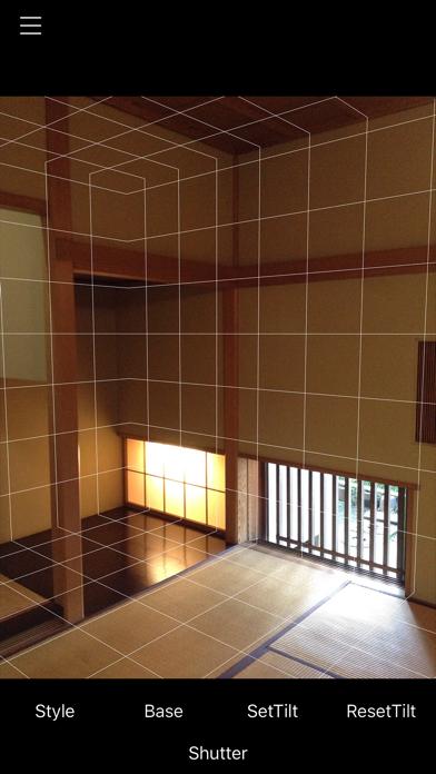 パースカメラ 〜作画のお供に〜透視図法の補助ツールのおすすめ画像2