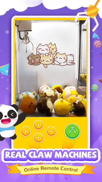Claw Toys-Claw Machine Game