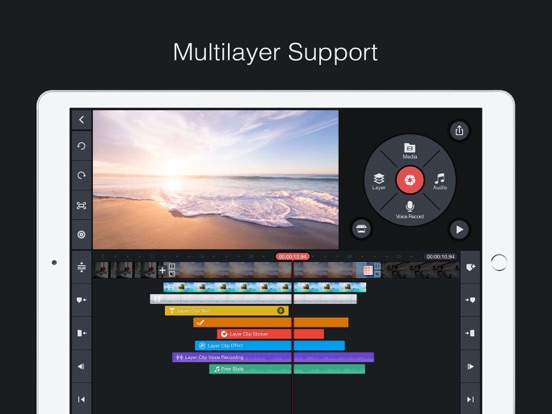KineMaster - Video Editor IPA Cracked for iOS Free Download