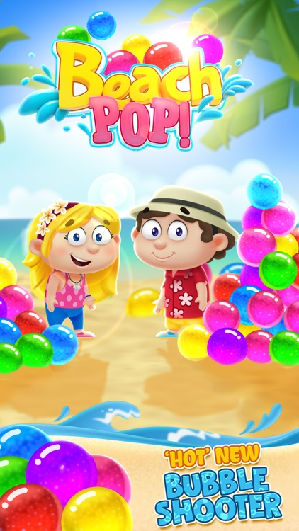 Beach Pop - Beach Games screenshot-0