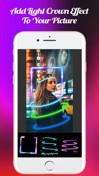 Neon – Photo Editor by krishna sorathiya