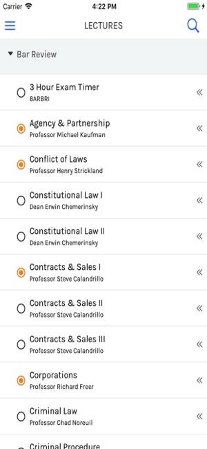 BARBRI Study Plan on the App Store