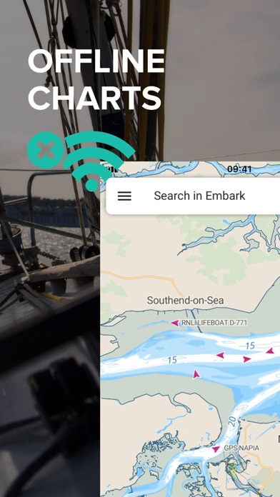 C-Map: Boating Screenshot