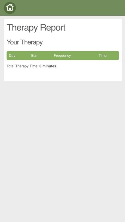 Tinnitus Therapy screenshot-9