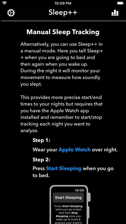 Sleep++ screenshot-6