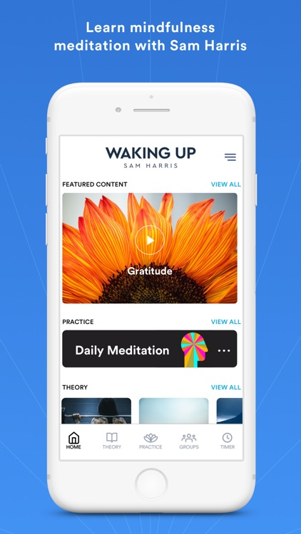 Waking Up: A Meditation Course
