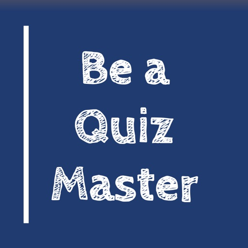 Be a Quiz Master Same Room