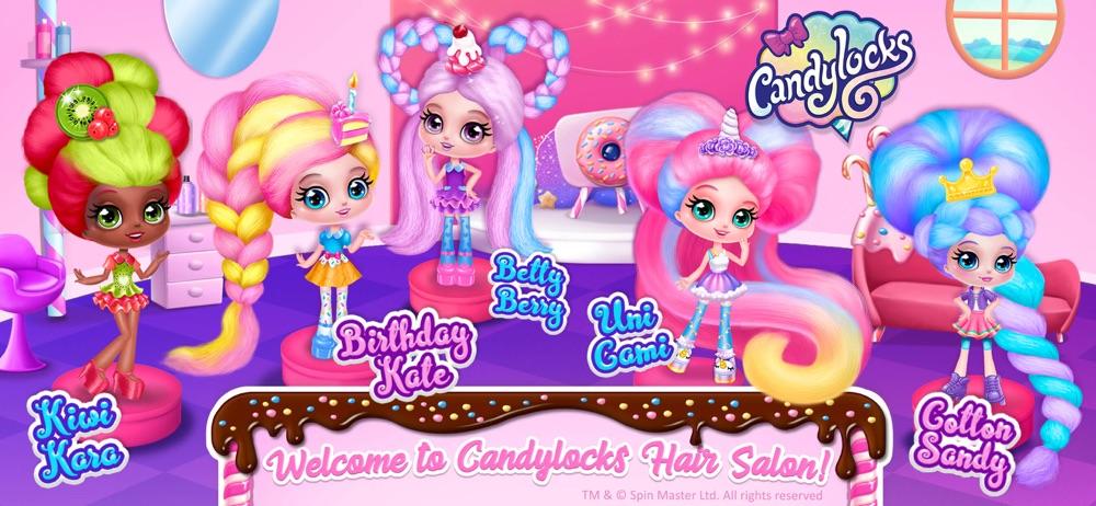 Candylocks Hair Salon hack tool