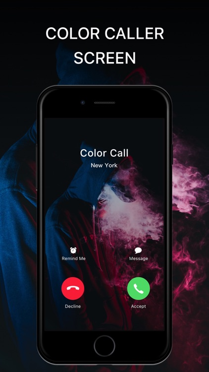 Color Call Pro- colorful call