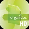 携帯USBメモリ - OrganiDoc HD