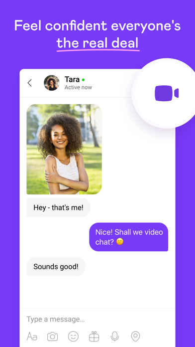 Screenshot for Badoo Premium in South Africa App Store