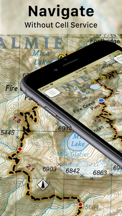 Topo Maps+ App Download - Navigation - Android Apk App Store