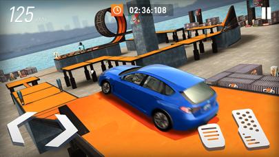 Car Stunt Races: Mega Rampsのおすすめ画像1