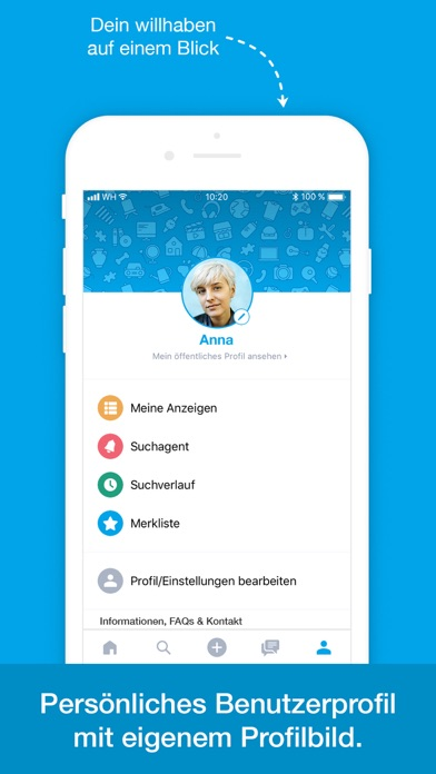 Screenshot for willhaben in Romania App Store