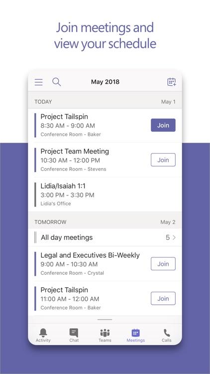 Microsoft Teams screenshot-4