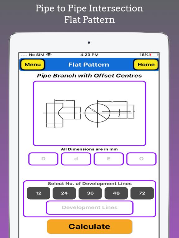 Flat Pattern Pro screenshot 12