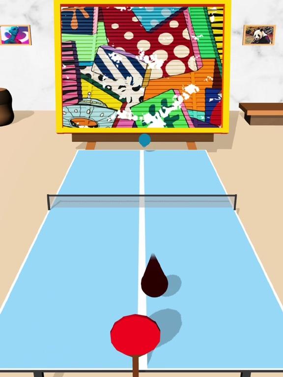 Paint Pong EDM screenshot 10
