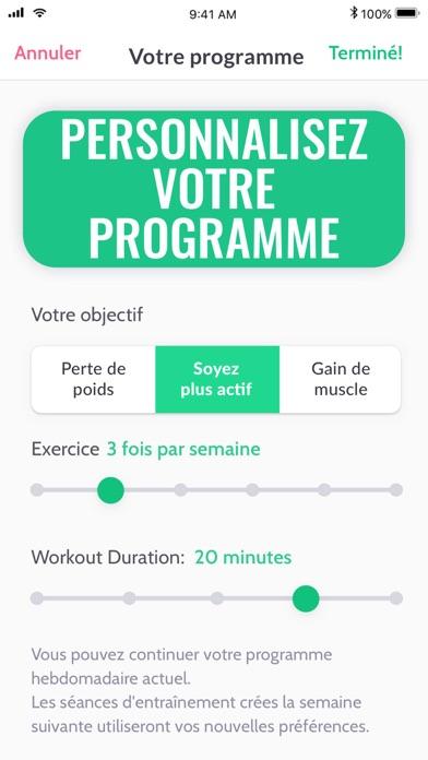 30 Jours Fitness Challenge ∘ sur pc