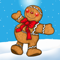 App Icon for Gingerbread & Christmas Cookie App in Colombia IOS App Store