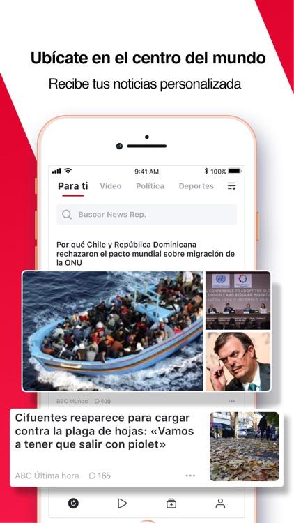 News Republic – Sus noticias screenshot-0