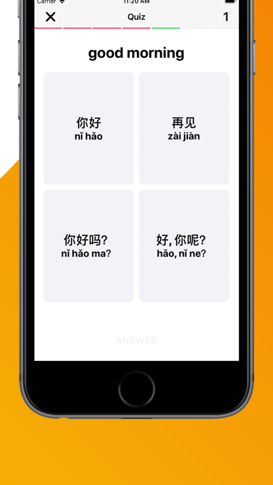 Chinese language with Lengo screenshot four