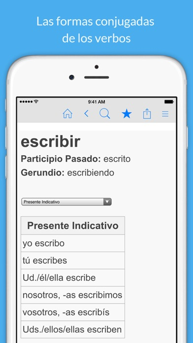 Diccionario español.のおすすめ画像4