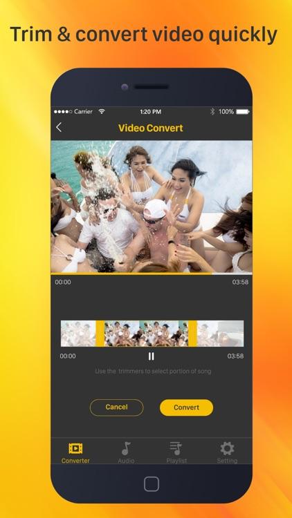 Video to Mp3 - Convert Audio screenshot-3