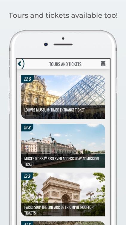 PARIS City Guide and Tours screenshot-5