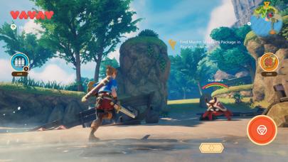 Screenshot from Oceanhorn 2