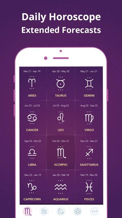 Daily Horoscope-Zodiac Signs screenshot-3