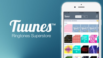 Screenshot for TUUNES™ - Tonos de Llamada in Chile App Store