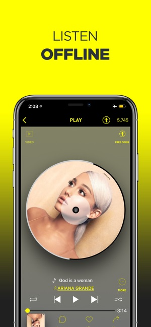 best music downloader for iphone to play offline
