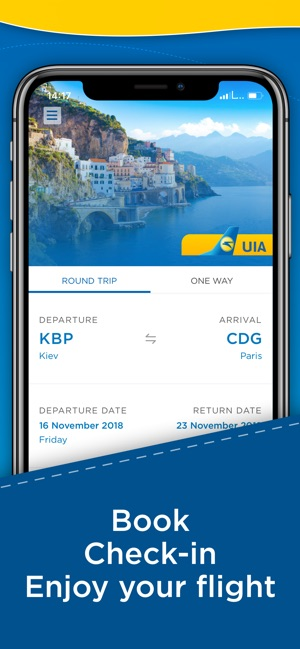 FlyUIA: Cheap airline tickets on the App Store