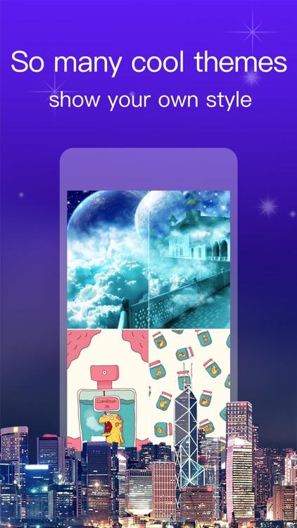 Wallpapers HD : New themes screenshot-3