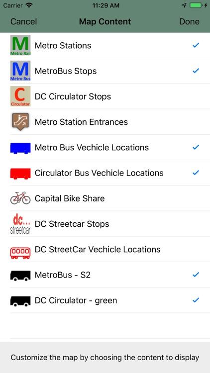 MetroTransit DC screenshot-4
