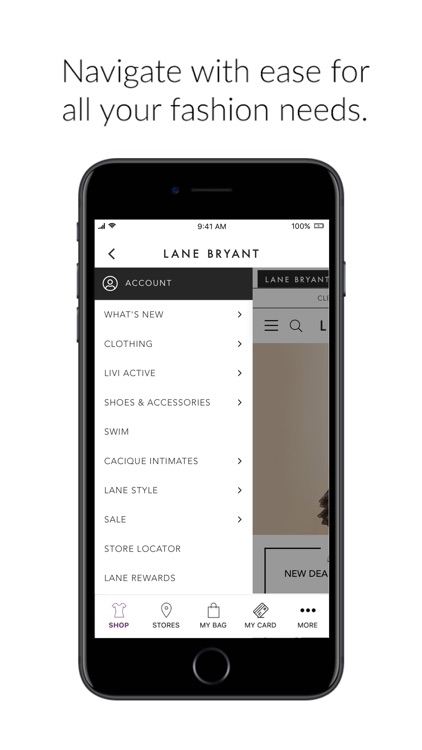 Lane Rewards by Lane Bryant