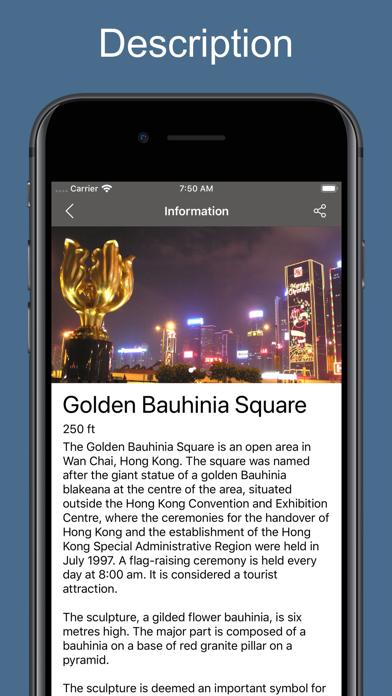 Hong Kong 2020 — offline mapのおすすめ画像5