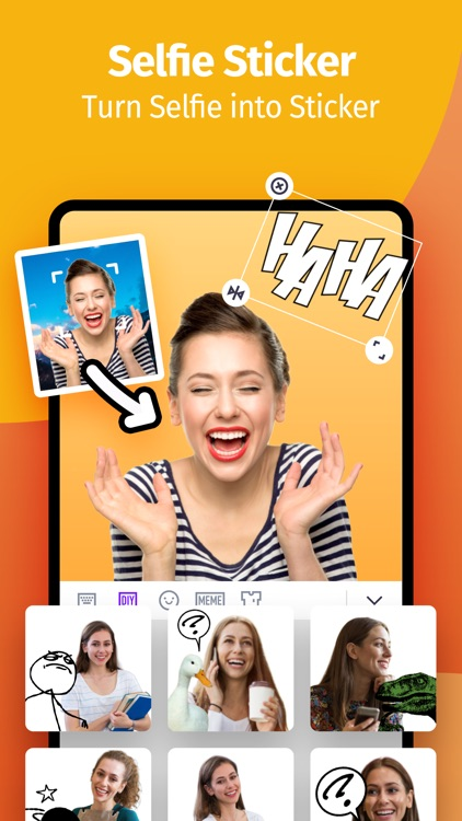 Selfiemoji - Cartoon Maker screenshot-3