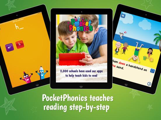 PocketPhonics (basic edition)のおすすめ画像1