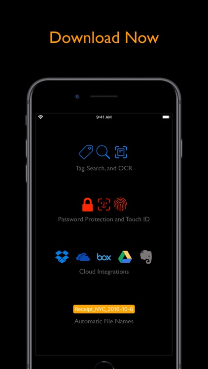 JotNot Scanner App Pro screenshot-4
