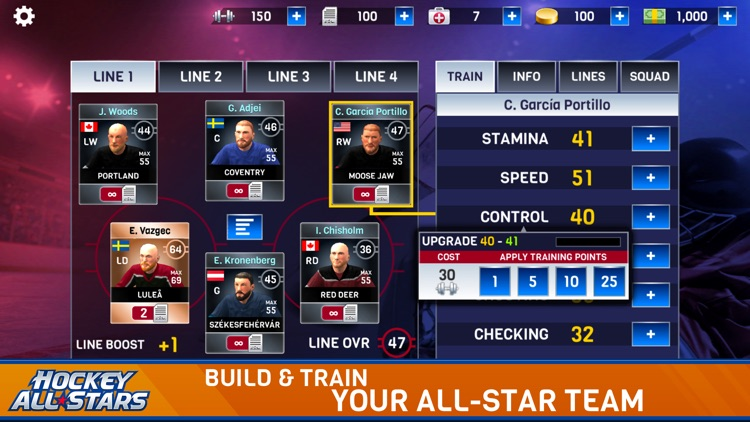 Hockey All Stars screenshot-4