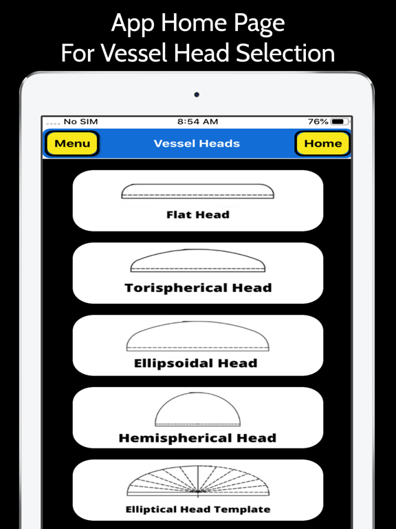 Pressure Vessel Heads screenshot 10