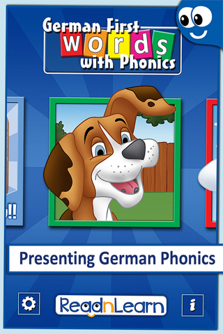 German First Words with Phonic - náhled