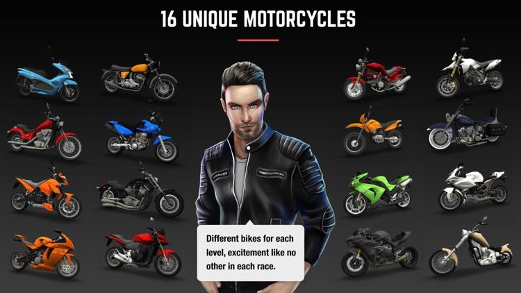 Racing Fever: Moto screenshot-3