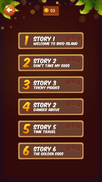 Angry Word For Birds screenshot 2