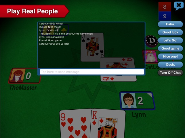 Euchre 3D on the App Store